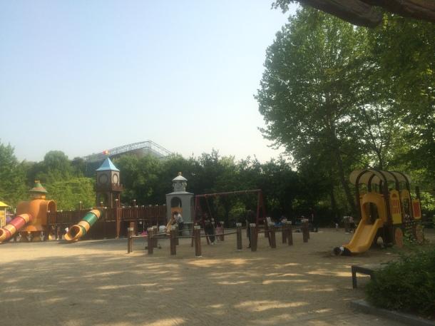5 children playground