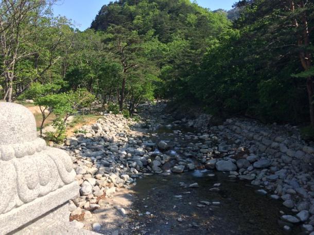 6 natural beauty in Seoraksan