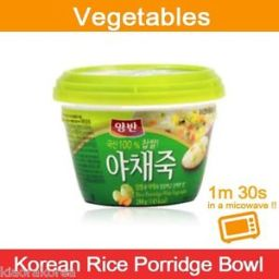 Vege porridge
