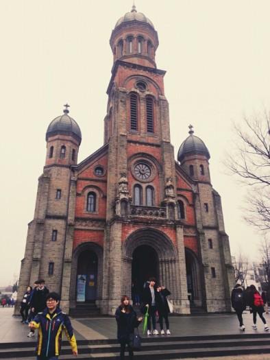 Jeondong church