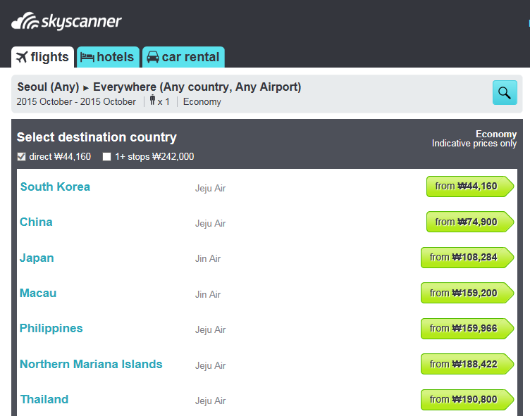 the cheapest website to buy airline tickets