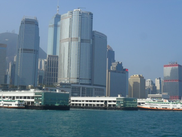 0 Star ferry harbor