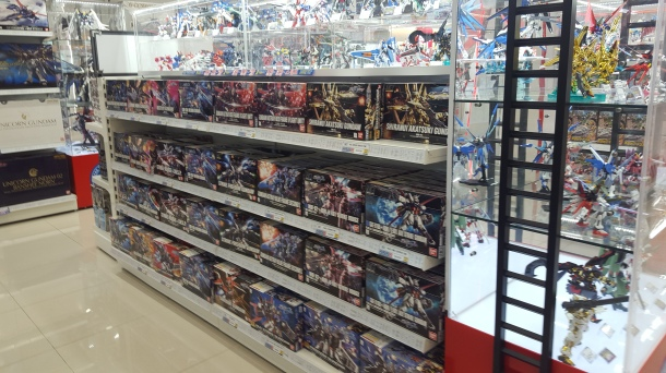 Gundam Store 1