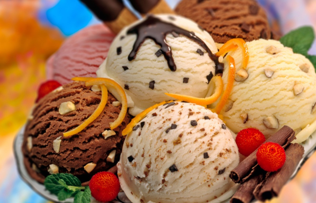 Korean Ice Creams that You Should Try!