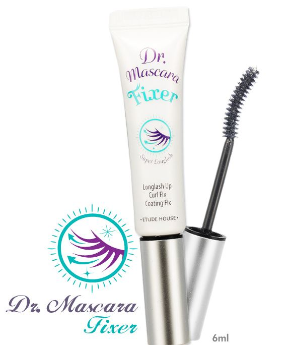 4 mascara fixer