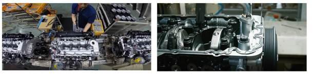 Engine shop 엔진변속기공장