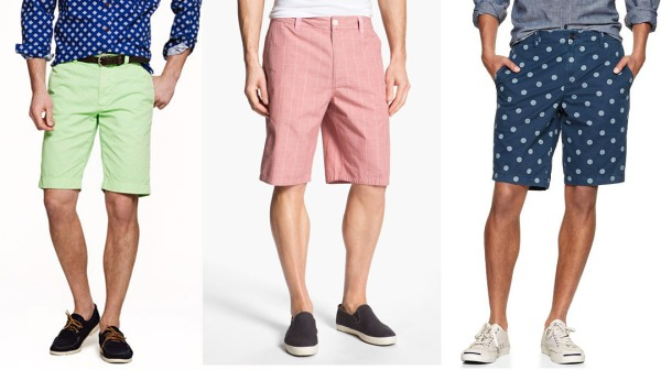 Shorts example