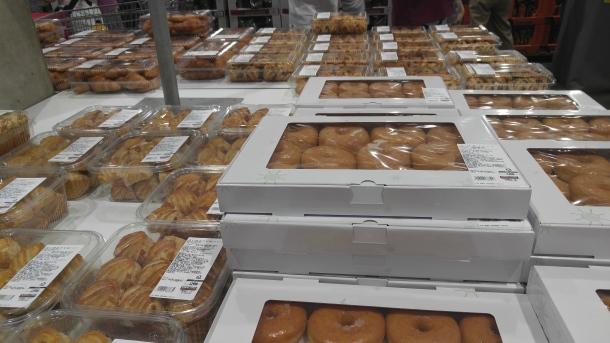 12 doughnuts